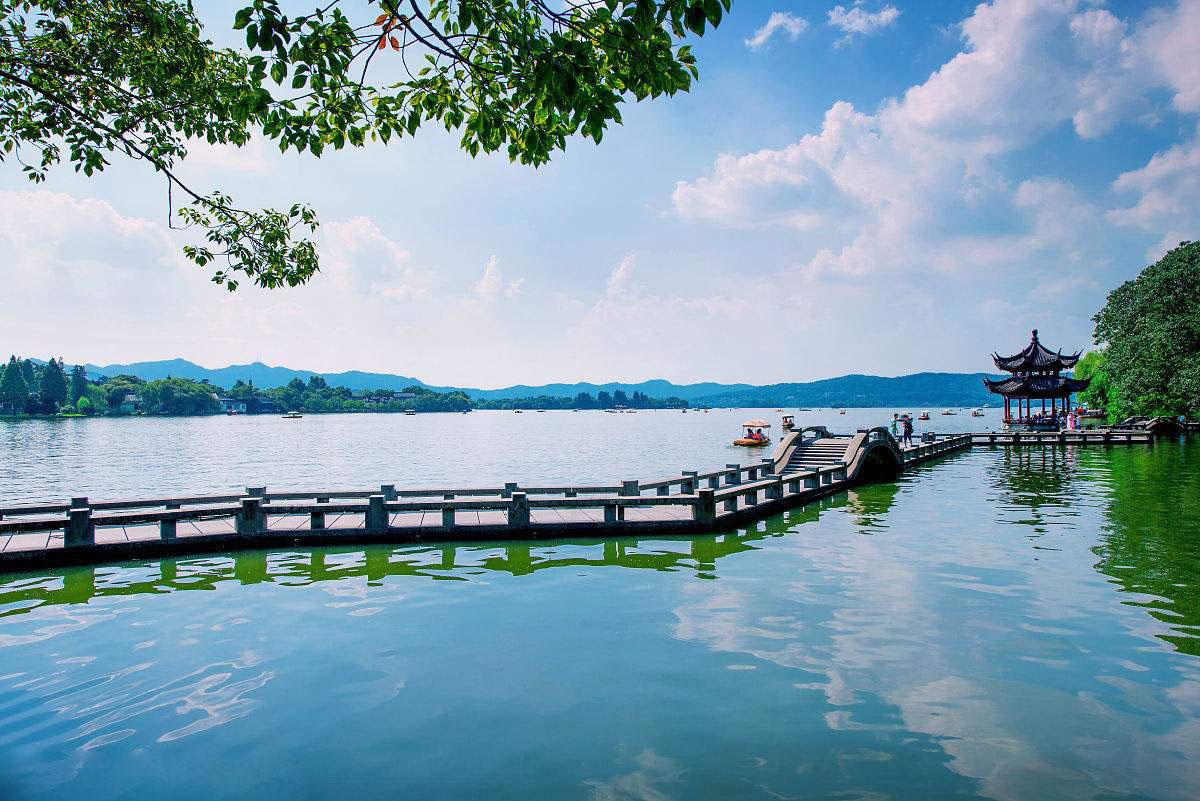 杭州西湖 杭州西湖图片
